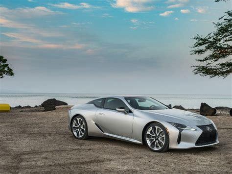 lexus lc  hybrid road test  review autobytelcom