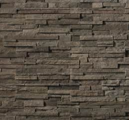 Kitchen With Rich Brown cultured stone introduces three new colors fireplace