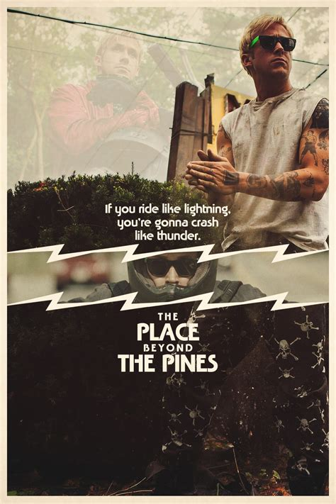 A Place Poster The Place Beyond The Pines One Sentence Review Spirit Of The Thing