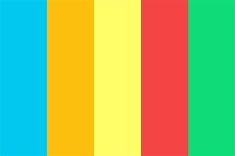 color kid church color palette