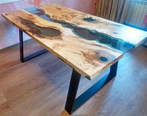 live edge river table epoxy 20 most unique river tables updated list