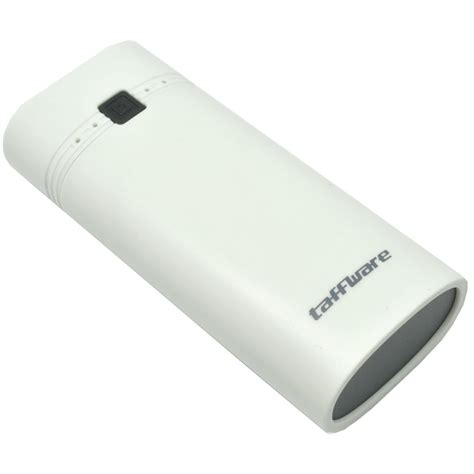 Taffware Diy Exchangeable Cell Power Bank For 2pcs 18650 taffware power bank diy untuk 2pcs 18650 white
