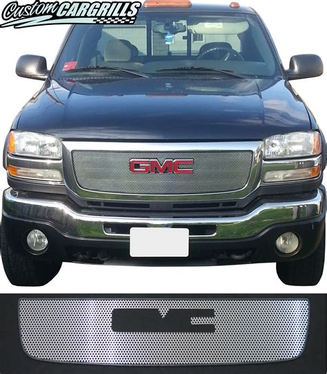 custom truck grills gmc custom grill mesh kits for gmc vehicles by customcargrills