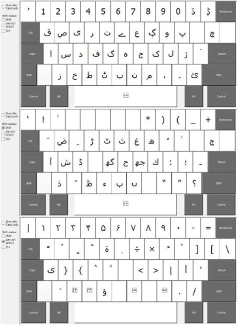 download keyboard layout punjabi seraiki sindhi urdu keyboard layouts free