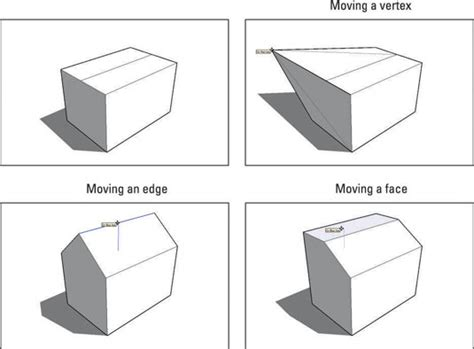 sketchup layout move modeling with the sketchup move tool dummies