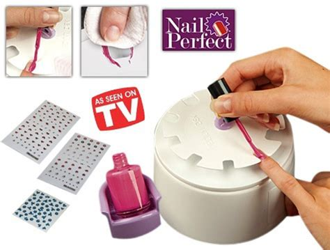 nail design maker as seen on tv hot fashion real health monitors sting manicure as seen