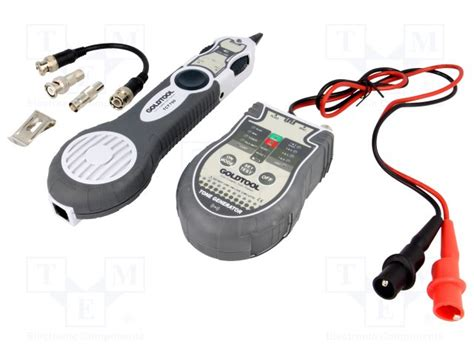 Goldtool 3 In 1 Tonertracercable Tester Tct 700 tct 700 goldtool tester wiring system tme electronic components