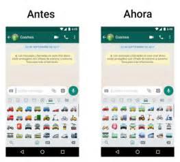 whatsapp basic tutorial nuevos emoticonos de whatsapp c 243 mo activarlos en tu m 243 vil