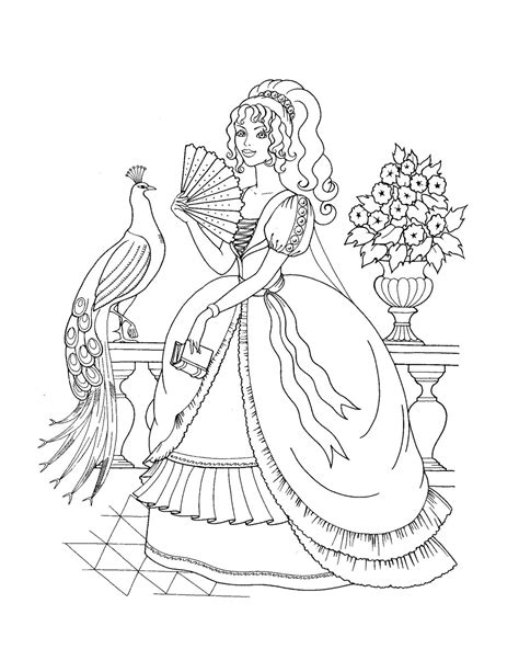 coloring pages and princess free coloring pages of 12 princess