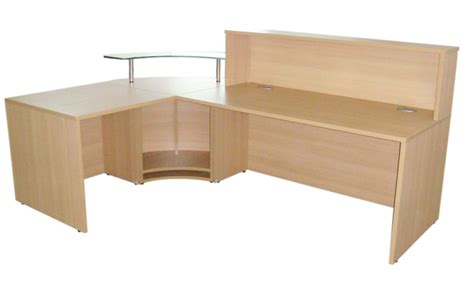 Reception Counter 2 4m Home Office Desks Uk Ireland Reception Desks Ireland