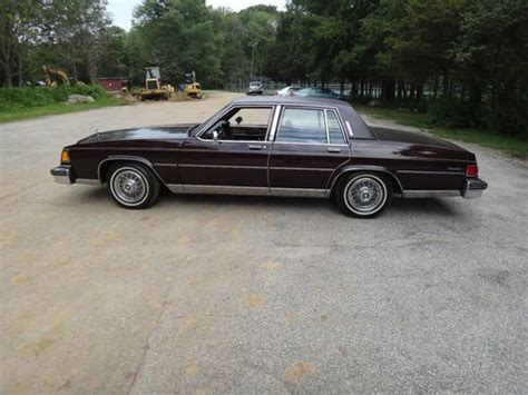 transmission control 1985 buick lesabre parental controls buy used 1985 buick lesabre limited collector s edition time capsule in lincoln rhode island