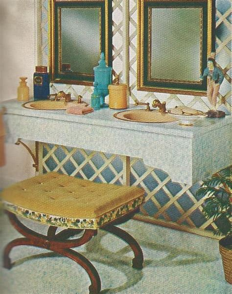1960s bathroom design 1000 images about 1960s bathroom on pinterest bathrooms decor wilma flintstone and