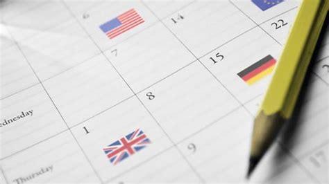 Economic Calendar Economic Calendar Forex Calendar Fx Market Analysis