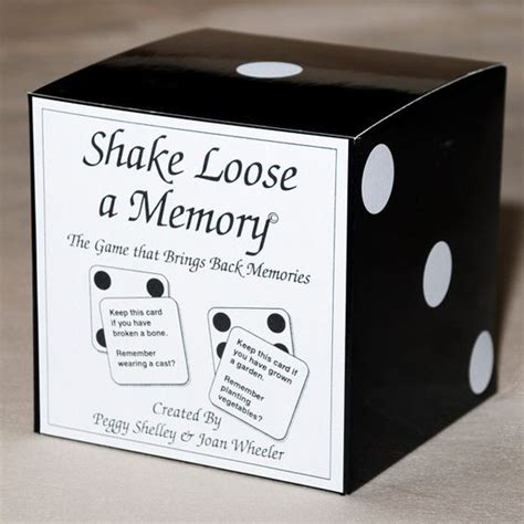 printable games for dementia shake loose a memory may be better for residents with