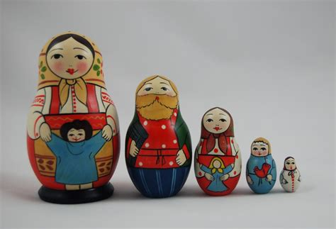 7 Ways To Get In On The Matryoshka Doll Trend by All Happy Families Are Alike Hardcovers And Heroines