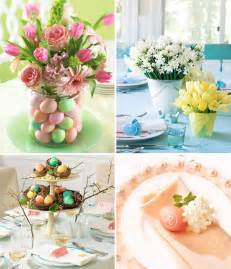 Spring Table Decorations by 4 Easy Spring Ideas For Table Decorations Perfect For
