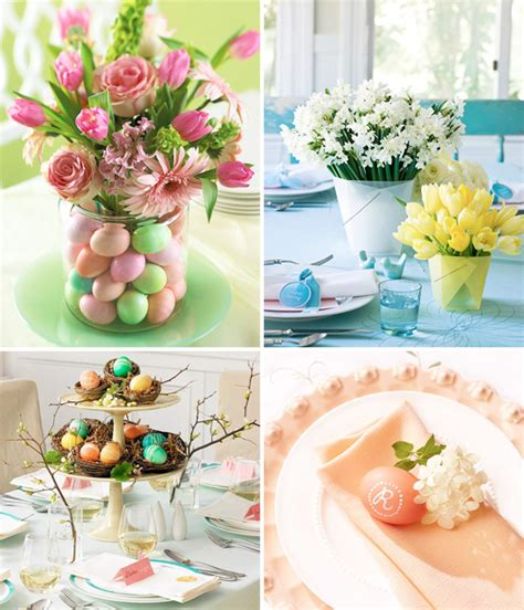 spring table decorations 4 easy spring ideas for table decorations perfect for