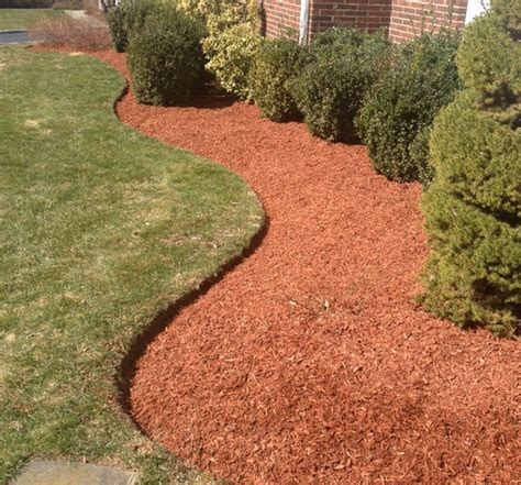 image gallery mulch beds