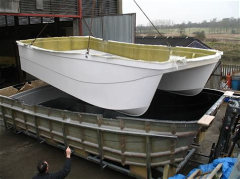 catamaran hull efficiency why choose a colne catamaran over other cats fafb