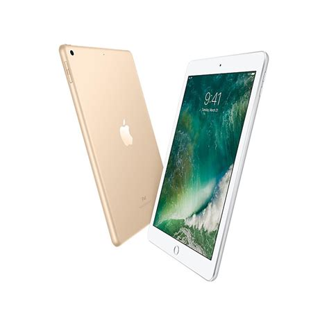 Tablet Apple Tabloid Pulsa tablet apple 9 7 2017 32gb wifi gold de comprar