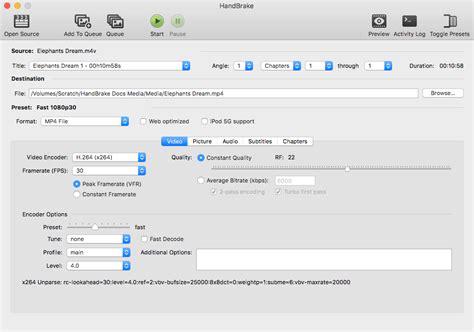 Free Software Downloads Handbrake Video Converter | handbrake open source video transcoder