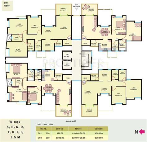 savannah floor plan bhandari savannah in wagholi pune price location map