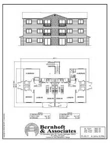 lovely Apartment Building Plans 12 Units #2: Newest-apartment-plans-6-12-18-unit-plans.jpg