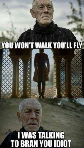 funniest game  thrones jokes  meme