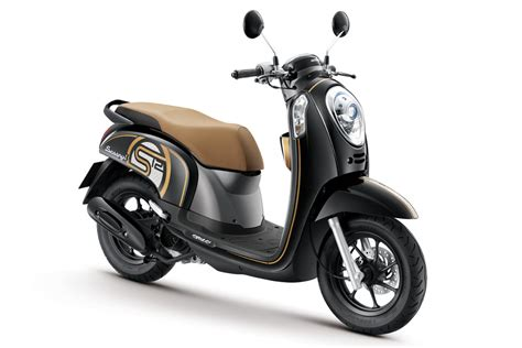 Mantel Motor Honda All New Scoopy motorbike and scooter rentals in minorca rentalmotorbike