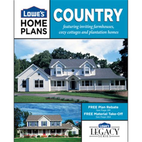 shop country home plans lowes at lowes