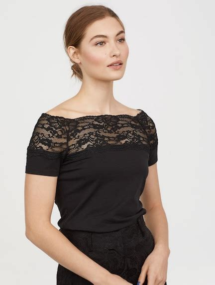 H M Top Sale by This Flattering Top Is Only 6 At H M Right Now