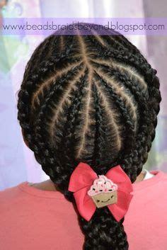 pushback braids plainting styles absolutely gorgeous fishbone cornrows hairstyle this mom
