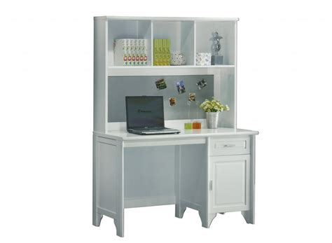 jeanie desk and hutch white elmers furniture