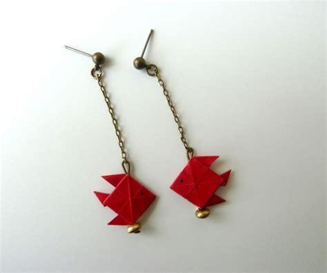 origami jewellry 265 best images about bijoux et accessoires 22 on