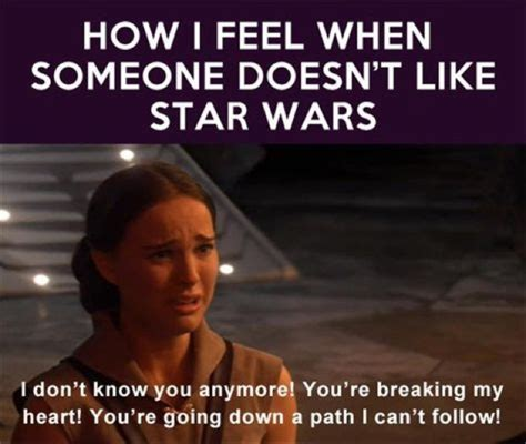 Star Wars Love Meme - funny star wars memes