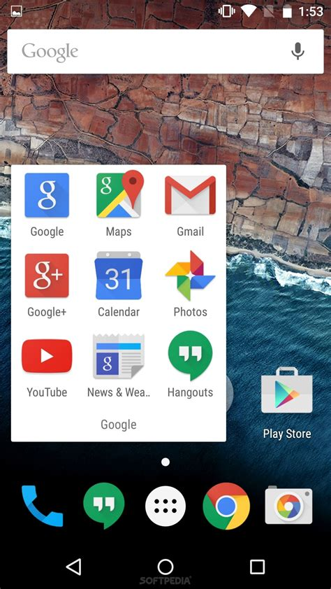 android m developer preview screenshot tour
