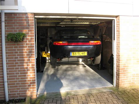 Low Ceiling Garage Lift by Finally A Two Post Lift For Low Ceiling Garages Page 4