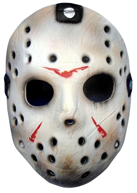 How To Make A Jason Mask Out Of Paper - jason mask partymart mask costume jason