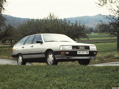 Audi 200 Quattro by Fotos De Audi 200 Quattro Avant 1983