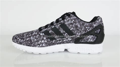 adidas zx flux monochrome prism foot locker