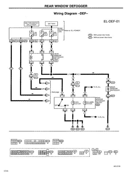 service manual pdf 2002 nissan sentra electrical wiring