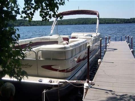 pontoon boat dock bumpers pdb tested dock shock pontoon deck boat magazine
