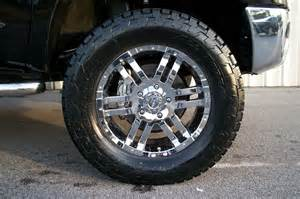 Lifted Truck Rims And Tires Package 4x4 Tire And Wheel Packages Images Frompo 1