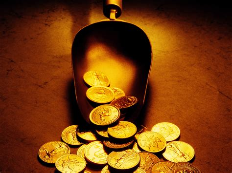 wallpaper of gold coins gold bars and coins hd wallpapers stock photos hd