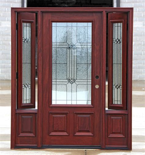 Exterior Door Sidelights Operable Sidelights Venting Sidelites Multipoint Sidelight Options