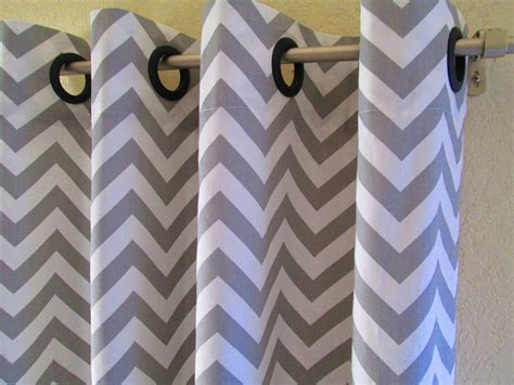 Blackout Curtains Chevron Chevron Blackout Curtains Color Prefab Homes Cool And Casual Chevron Blackout Curtains