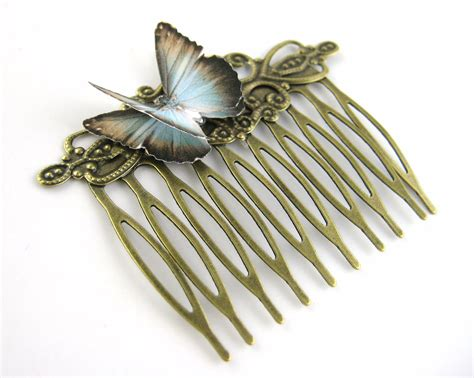 butterfly hair comb womens hair combs for butterfly hair comb clip