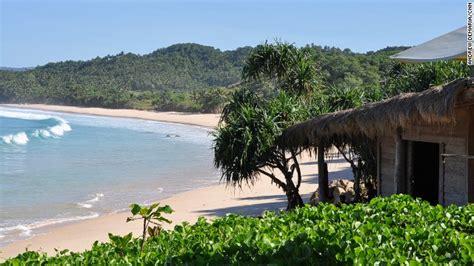 worlds 100 best beaches cnn 17 nihiwatu beach sumba indonesia