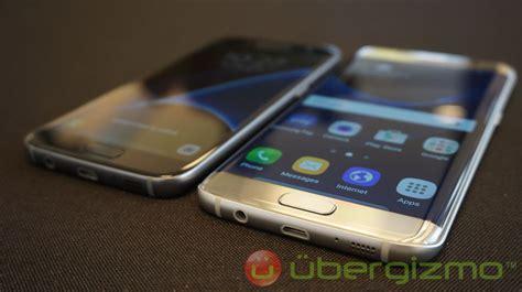 le vendite di galaxy s7 e s7 edge superano quelle di iphone 6s e 6s plus ubergizmo it