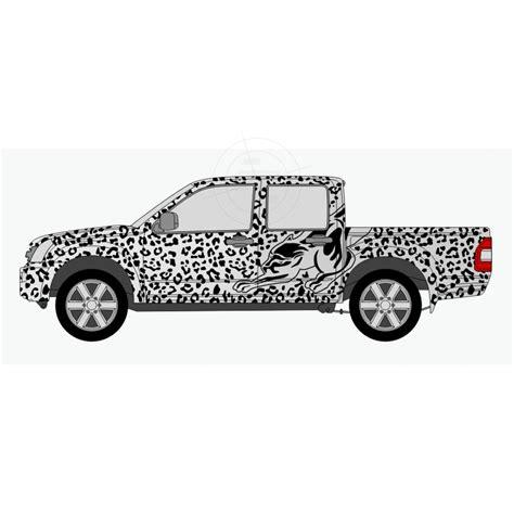 Pkw Aufkleber Bestellen by Leopardenfell Aufkleber F 252 R Auto Pkw Kfz Transporter